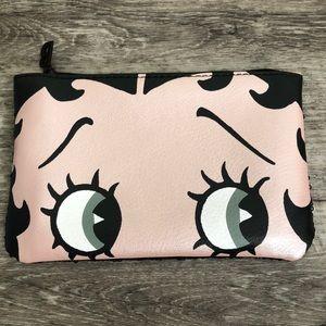 Ipsy Makeup Bag - Betty Boop